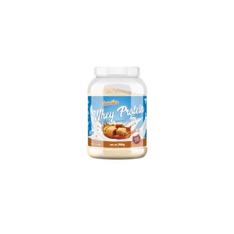 Trec Nutrition BOOSTER WHEY PROTEIN 700g JAR karmel toffi