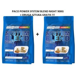 PACO POWER System Blend Night 900 g + DRUGA GRATIS !!!