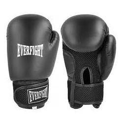 Rękawice bokserskie EVERFIGHT Cool 12-oz czarne