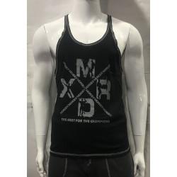 Mordex bokserka męska czarna