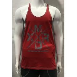 Mordex bokserka męska czerwona