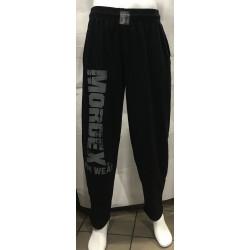 Mordex spodnie treningowe czarne