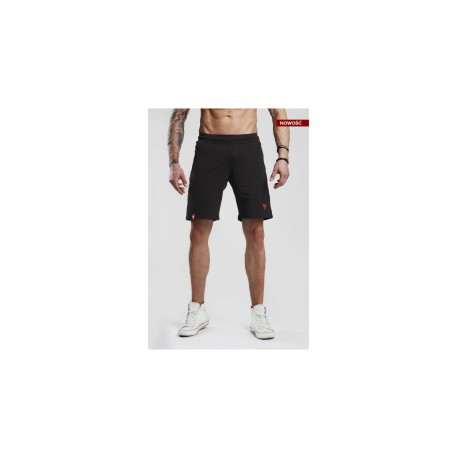 Trec Wear SHORT PANTS 017 BLACK