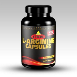 INKOSPOR X-Treme L-Arginine 120 kapsułek