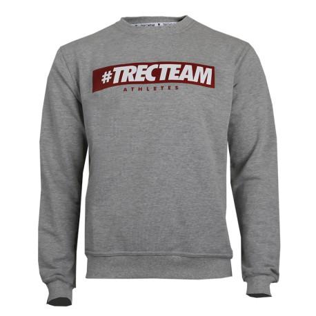 Trec Wear- Bluza SWEATSHIRT 033 MELANGE