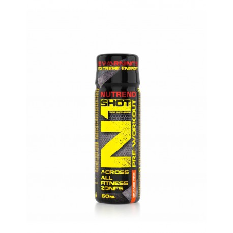 NUTREND N1 pre workout shot 60ml