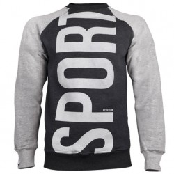 TREC WEAR - SPORT - SWEATSHIRT 014/GRAPHITE