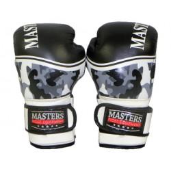 Masters Rękawice bokserskie RBT-M Camouflage 12 oz