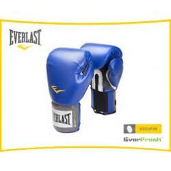 Everlast Rękawice Pro Style niebieskie