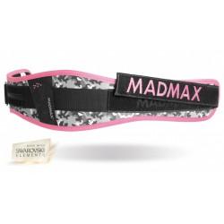 Mad Max pas z kamieniami svarowskiego damski
