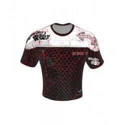 MORDEX koszulka-bluza siatka
