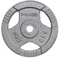 HMS Obciążenie olimpijskie-kierownica 5 kg