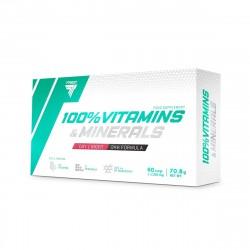 TREC NUTRITION 100% VITAMINS & MINERALS DAY/NIGHT 60kap
