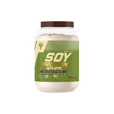 TREC NUTRITION SOY PROTEIN ISOLATE - 650 G