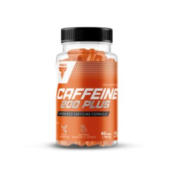 TREC NUTRITION CAFFEINE 200 PLUS - 60 caps.
