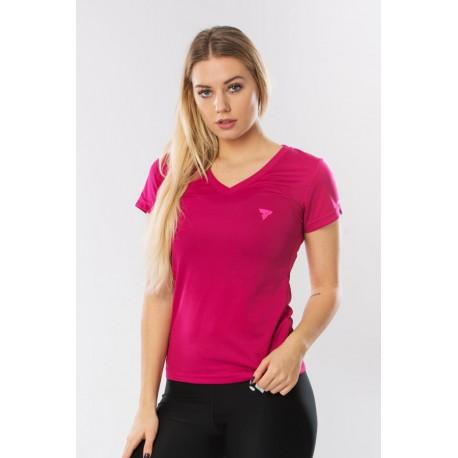 Trec wear WOMEN'S- COOLTREC 017 - T-SHIRT/PURPLE