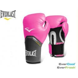 Everlast Rękawice PRO Style ELITE- różowe