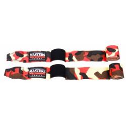 Masters bandaż bokserski BBE-MFE CAMO